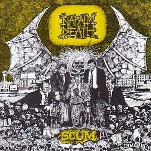 "Napalm Death - ""Scum"""