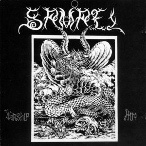 "Samael - ""Worship Him"", 1º de abril de 1991"