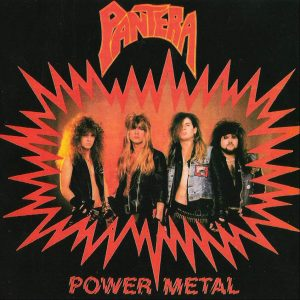Pantera - Power Metal (1988)
