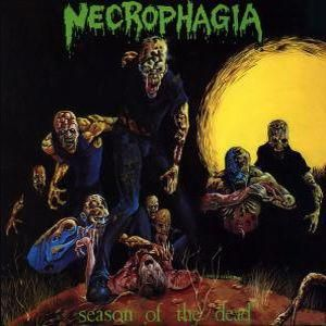 Necrophagia - Season of the Dead (1987)