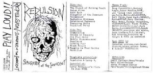 Repulsion - Slaughter of the Innocent (1986)