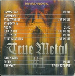 VA - True Metal Compilation (1999)
