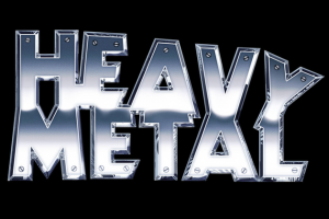 Heavy Metal Magazine (logo)