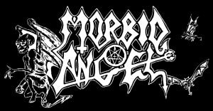 MORBID ANGEL - Logo original