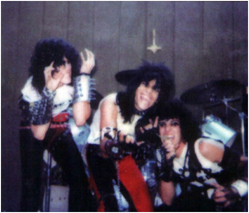 MORBID ANGEL, c. 1985