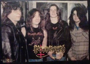 POSSESSED, c. 1985