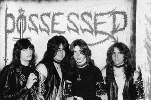POSSESSED, c. 1984