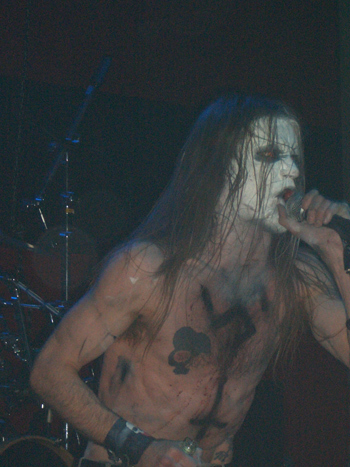 Hoest, vocal de TAAKE (2007).