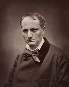 Charles Baudelaire, c. 1882