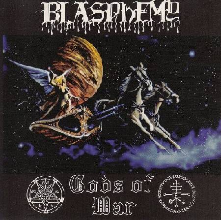 BLASPHEMY - «Gods of War», Osmose Productions
